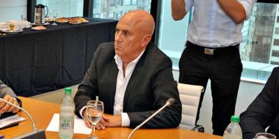 Novick se reúne con el Partido Nacional para lograr una Concertación