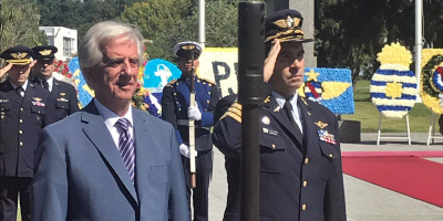 """Comandante en jefe de la Fuerza Aérea destacó que relación con el Ejecutivo es """"excelente"""""""