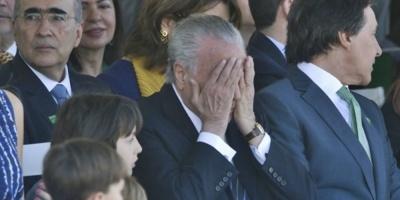 Se conocen detalles de las acusaciones que pesan sobre el procesado ex presidente de Brasil Michel Temer