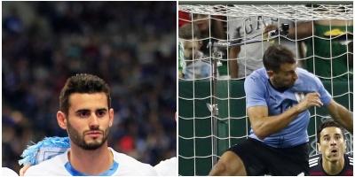 Uruguay está derrotando 3-0 a Uzbekistán, sígalo en vivo on line