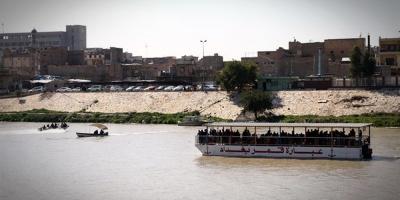 Sube a 96 el número de fallecidos en el naufragio en el norte de Irak