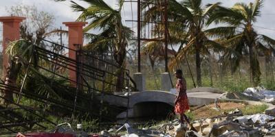 Suben a 417 los muertos en Mozambique por el paso del ciclón Idai