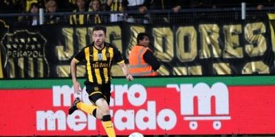 Peñarol dejó puntos ante Racing