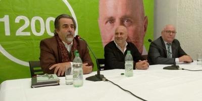 La Lista 12.000 del Partido de la Gente propuso a Gustavo Zubía como precandidato