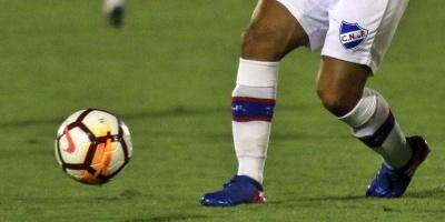 Nacional ganó por 3-0 a Plaza Colonia en el Parque Central