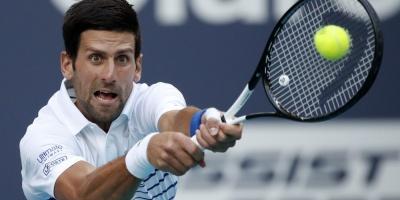 Miami: Djokovic vence a Delbonis y jugará octavos contra Bautista