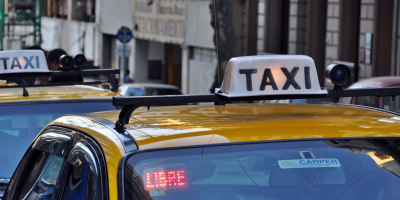 Realizarán paro de Taxi en rechazo a reapertura de conductores de aplicaciones