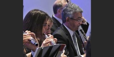 El Quinteto de Vientos de la Ossodre actuará el miércoles 10 de abril en la Vaz Ferreira