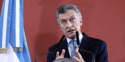 Macri defiende la política monetaria ante nueva escalada del precio del dólar