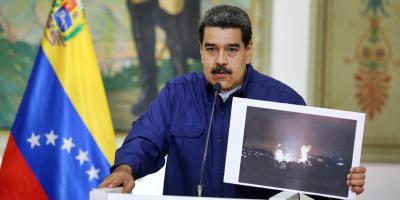 Maduro anuncia racionamiento hasta estabilizar el sistema eléctrico