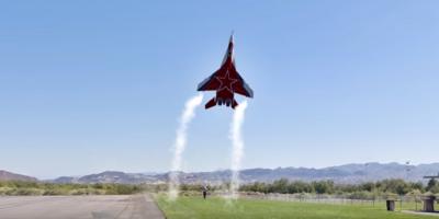 Avión de combate MIG-29 se estrella en el norte de Perú sin causar víctimas