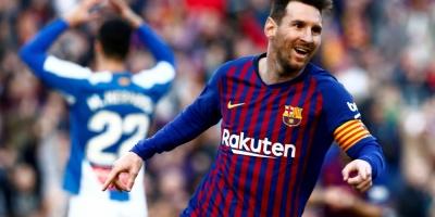 Messi lidera el ránking mundial de ingresos por tercer año consecutivo