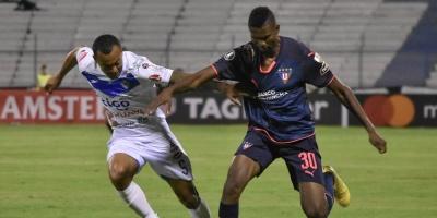 San José y Liga de Quito firman tablas en un partido con tres autogoles