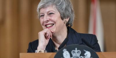 """La economía británica ha crecido un 3 % menos por el """"brexit"""", según S&P"""