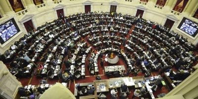 Gobierno argentino retiene proyectos de oposición en la Cámara de Diputados