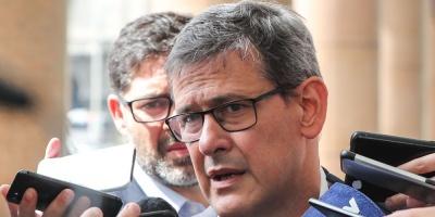 Investigarán declaraciones públicas del Contralmirante (r) Berrutti