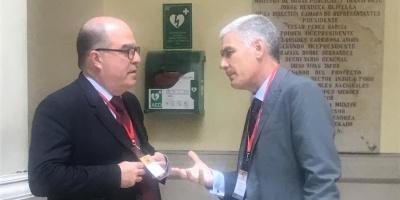 """Goñi dice tener """"información muy valiosa"""" sobre investigación de presuntas irregularidades en negocios entre Venezuela y Uruguay"""