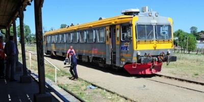 Dos personas murieron en Canelones embestidas por un tren