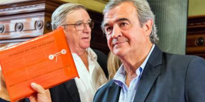 Larrañaga criticó a Manini Ríos tras cuestionamientos a reforma sobre seguridad