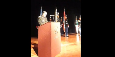 """Nuevo comandante en jefe del Ejército reconoció que """"estamos pasando momentos difíciles"""""""