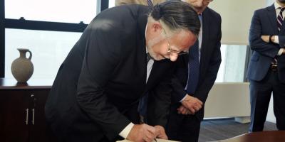 Comparecerá ante el Parlamento el nuevo ministro de Defensa, José Bayardi