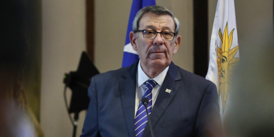 """Nin Novoa explicó oposición a """"un uso no adecuado"""" de la ayuda humanitaria en Venezuela"""