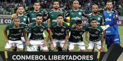 Palmeiras elimina al Junior y queda a un paso de la clasificación