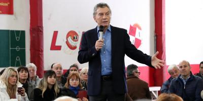 """Macri prevé """"pico"""" de inflación para marzo y asegura que podrán """"erradicarla"""""""