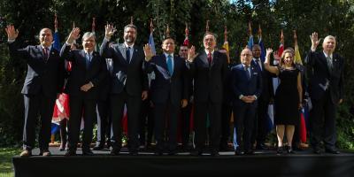El Grupo de Lima llama al aislamiento internacional del Gobierno de Maduro