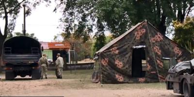 El Ejército continúa la búsqueda de Onrrubio y padre solicitará hablar con el asesino