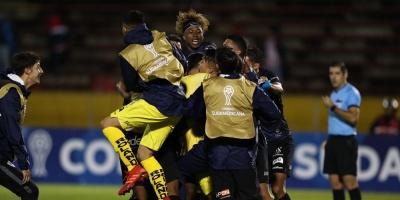 Independiente del Valle se clasifica, tras eliminar a Unión en penales