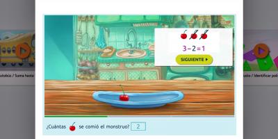 Plan Ceibal presentó plataforma de matemáticas para niños