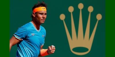 El tenista Nadal evitó estrepitosa caída, tras ganarle en duro duelo al argentino Guido Pella
