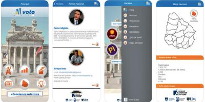 Lanzan aplicación de información de cara a elecciones presidenciales
