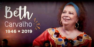 """Muere a los 72 años Beth Carvalho, la """"Madrina de la samba"""" en Brasil"""