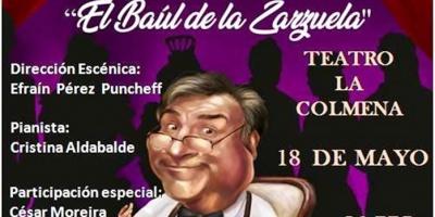 """""""El Baúl de la zarzuela"""" abre su temporada 2019 en La Colmena"""