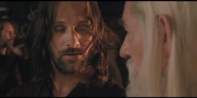Viggo Mortensen critica la ignorancia de Vox por usar la imagen de Aragorn