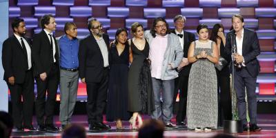 """La industria del cine iberoamericano encumbra """"Roma"""" con 5 Premios Platino"""
