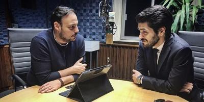 Andrés Ojeda, asesor de seguridad de Sanguinetti, se opone al proyecto de legítima defensa policial