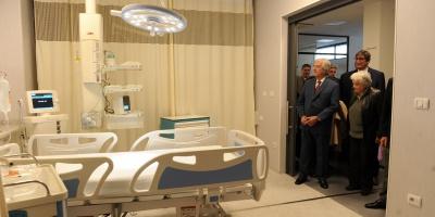 Desde julio funcionará el Hospital del Banco de Seguros, que sustituirá al Sanatorio de la aseguradora estatal
