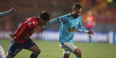 Un sólido Sporting Cristal arruina la fiesta del Unión Española