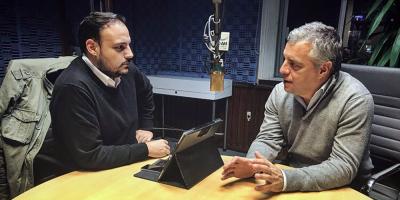 Álvaro Villar concursará por la Dirección del Hospital Maciel para completar un ciclo de 10 años de conducción en el centro de salud
