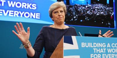La primera ministra británica, Theresa May, anunció que renunciará el 7 de junio
