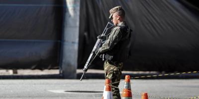Justicia pone en libertad a soldados que ametrallaron a dos civiles en Río