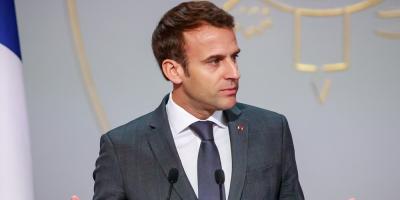 """Macron pide una """"clarificación rápida"""" del """"brexit"""" tras la dimisión de May"""
