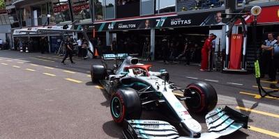 Hamilton saldrá desde la 'pole' en Mónaco tras firmar nuevo récord de pista