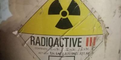 La Policía emitió una alerta a la población tras el robo de material radioactivo