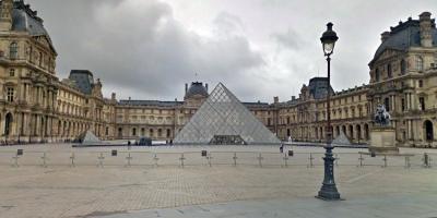 El Louvre, cerrado por falta de personal y agentes de seguridad
