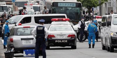 Un ataque con cuchillos a estudiantes deja 2 muertos y 16 heridos en Japón