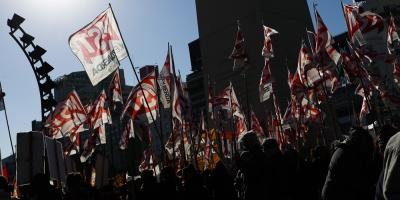 Sindicatos argentinos iniciaron dos días de actos contra el Gobierno de Macri